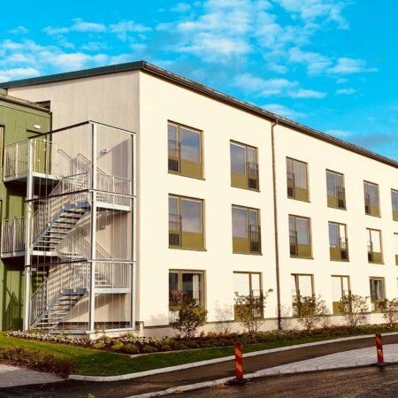 Bygg och projektledning - Villa Fornudden