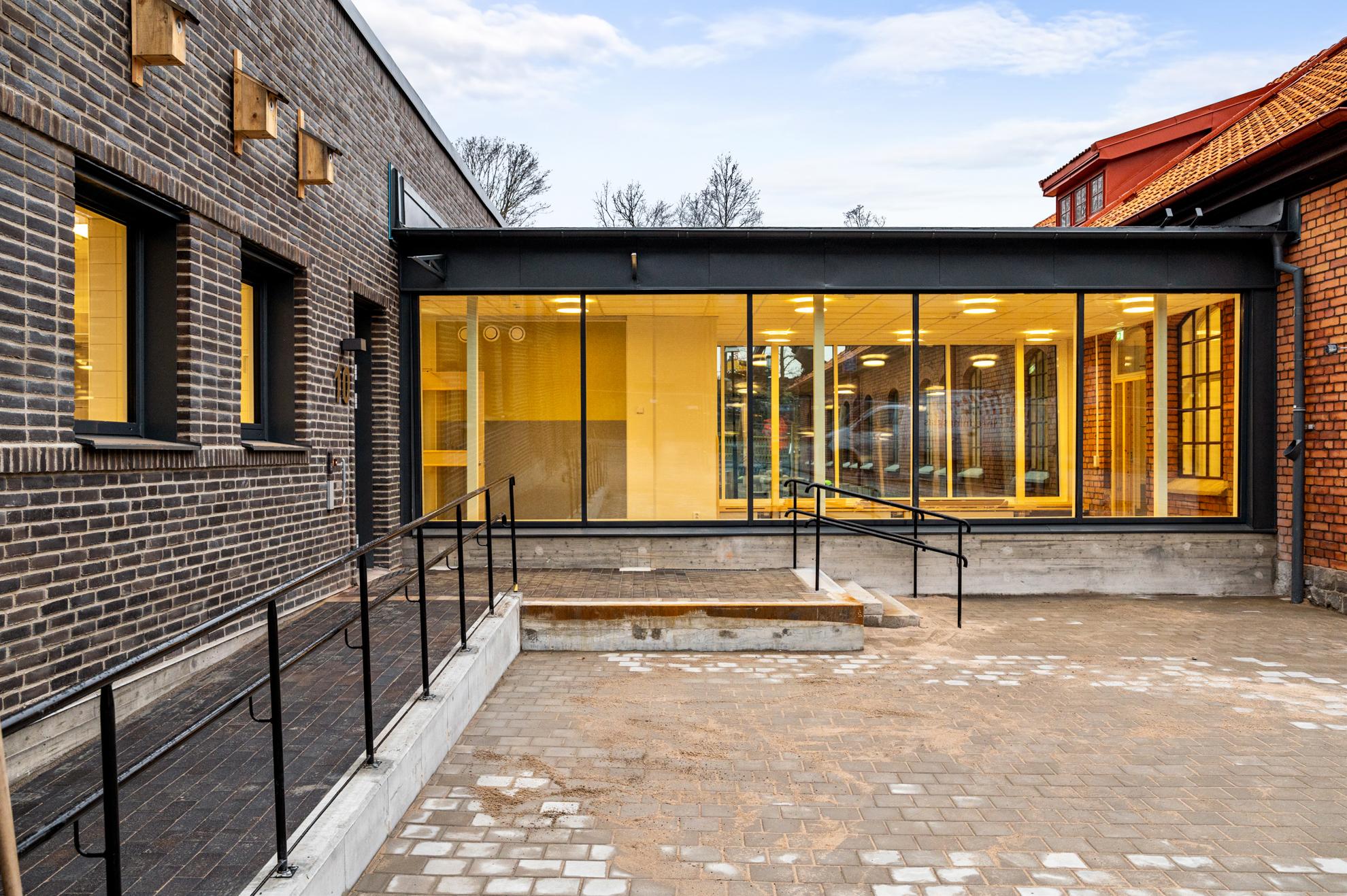 Bygg och projektledning - Helm - Förskolan Anna