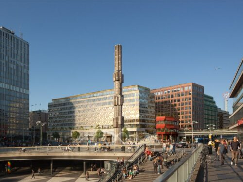 Projektledning Sergelhuset
