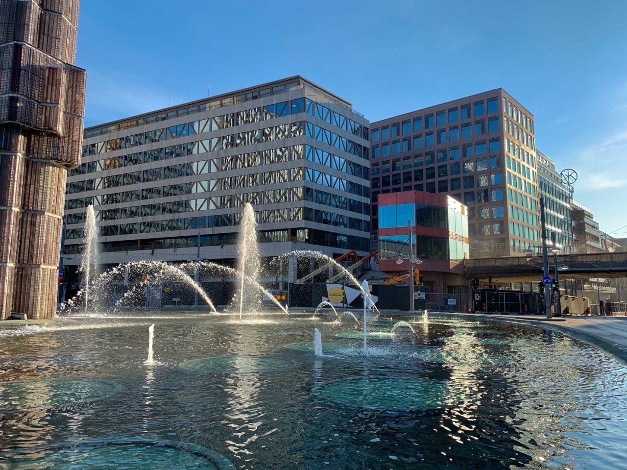Sergelhuset Stockholm Bygg Projektledning